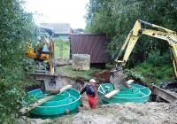 Nuotekų valymo sistema kaimo turizmo sodybai