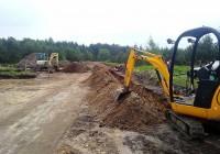 Statybos metu